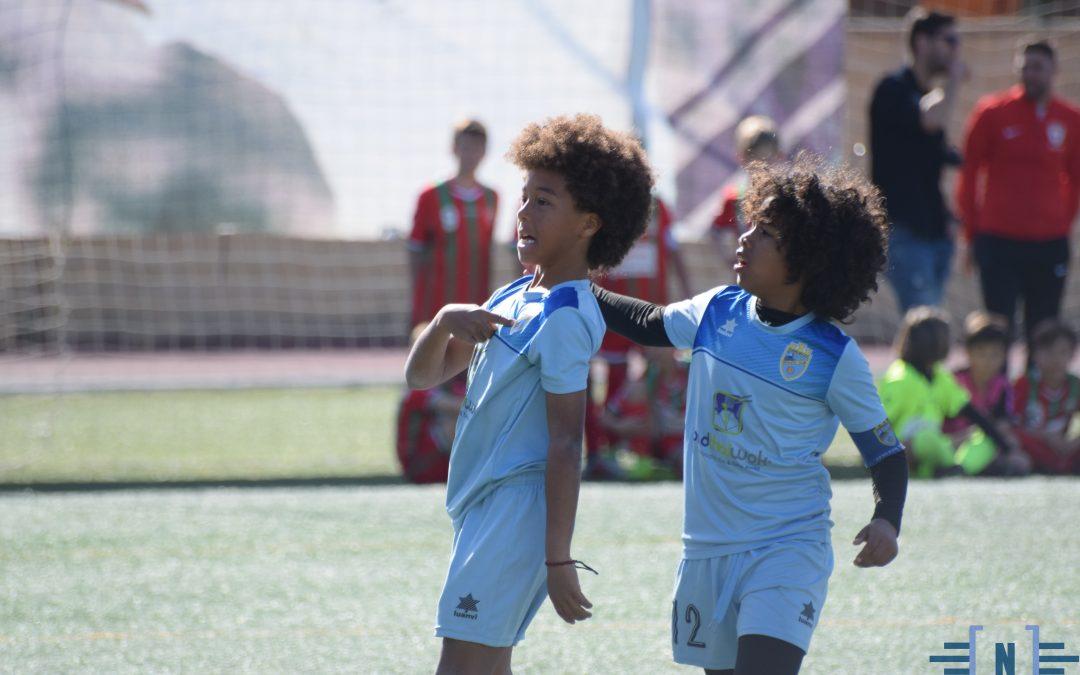 Nogomet Comunicación, en el 6º Torneo Javi Mérida