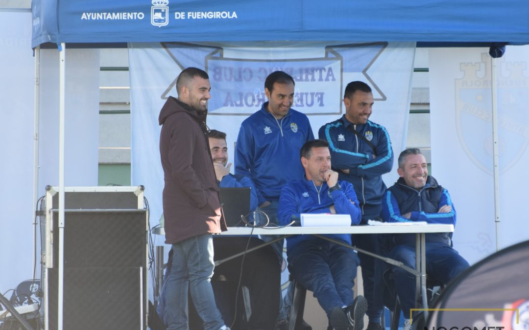 El Real Betis, campeón del 6º Torneo Javi Mérida