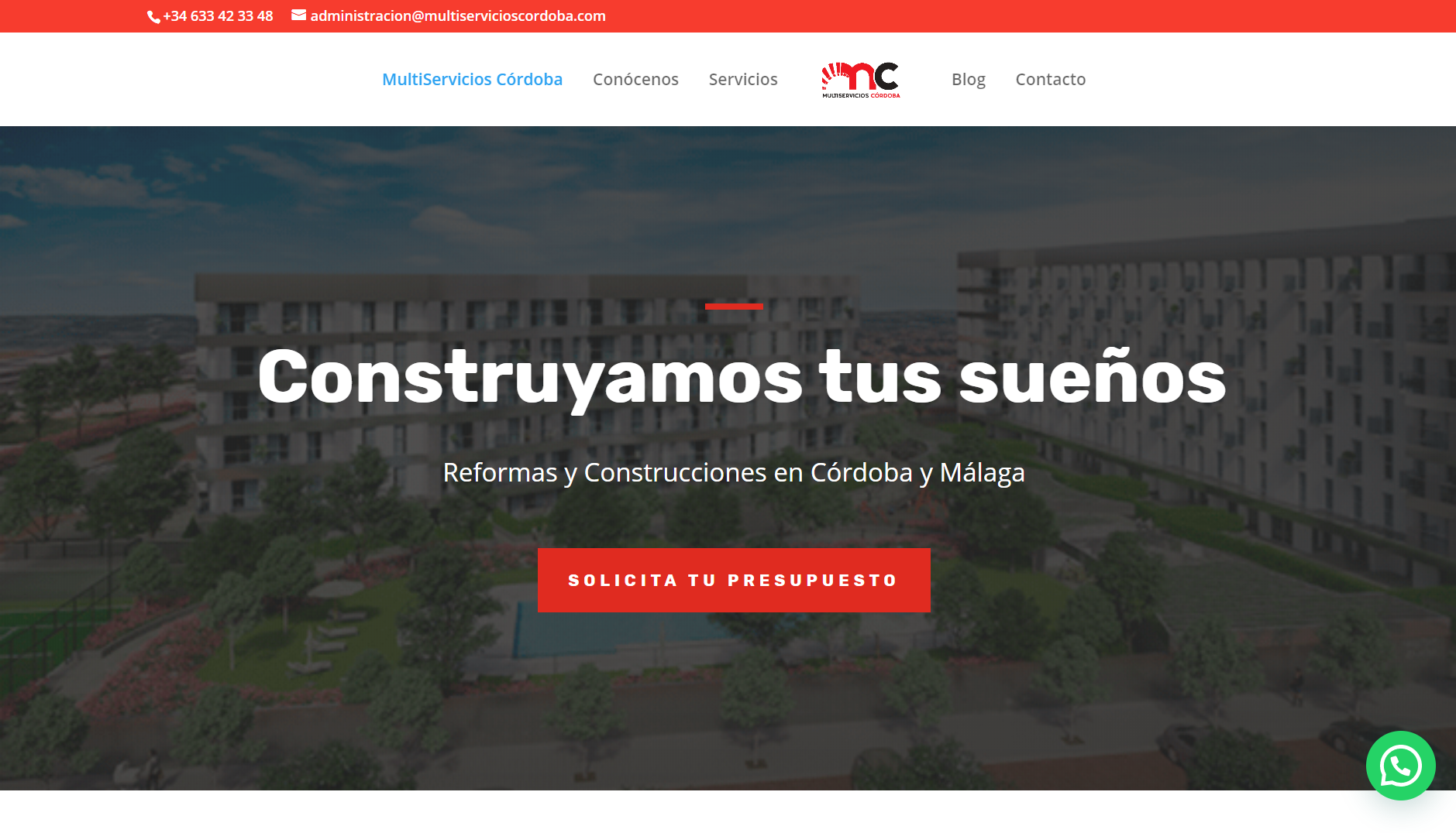 Multiservicios Córdoba por Nogomet Comunicación