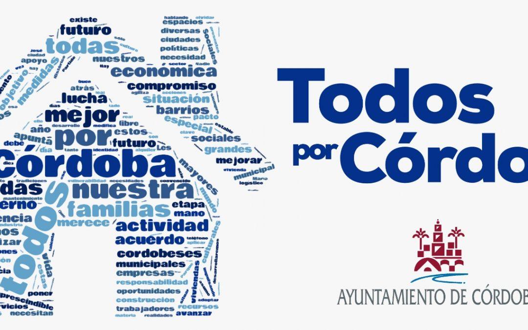 Todos por Córdoba: la plataforma solidaria durante la crisis del Covid19