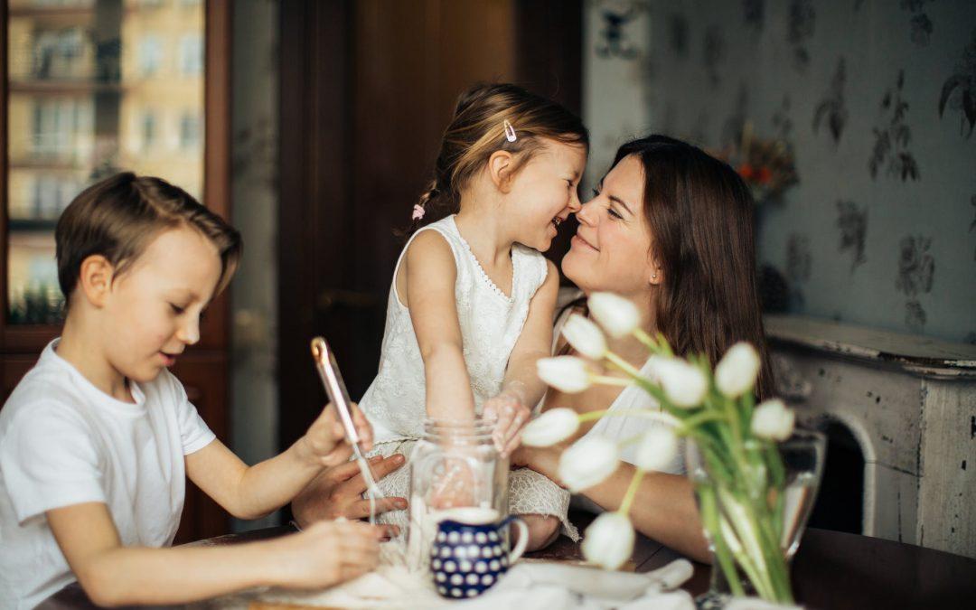 Las madres son protagonistas este domingo