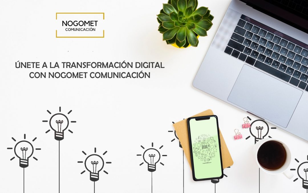 ¡Apúntate a la transformación digital!