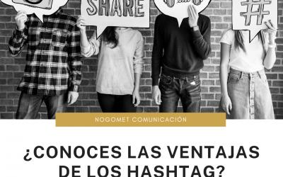 Ventajas de usar los hashtag en redes sociales