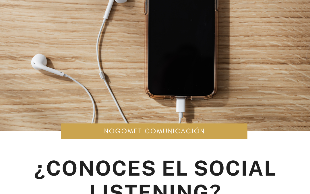 Social listening: ejecutar correctamente una estrategia