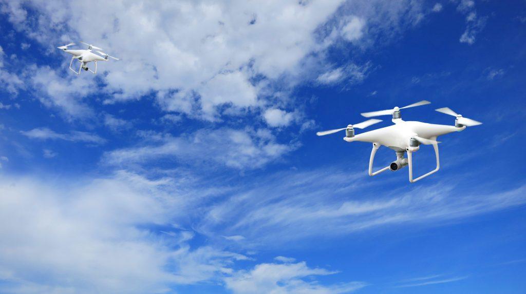 Drones: nuevas técnicas utilizadas